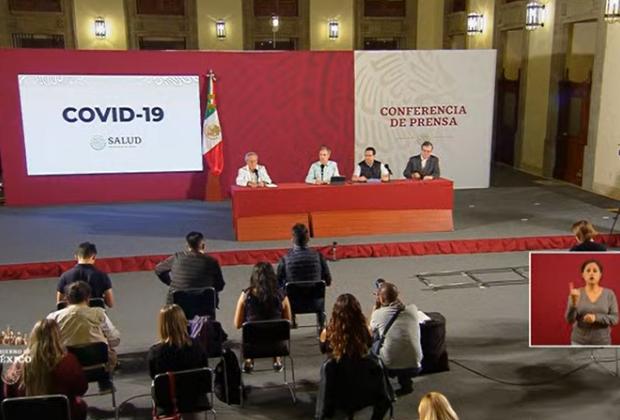 VIDEO 848 casos confirmados de COVID19 en México y 16 muertos