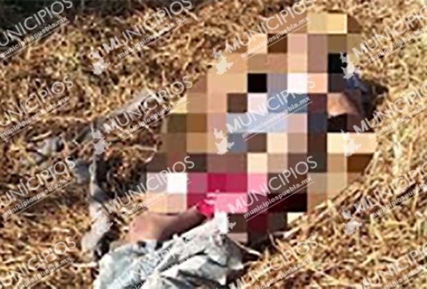 Hallan a joven torturado y semidesnudo en límites entre Tlaxcala y Texmelucan