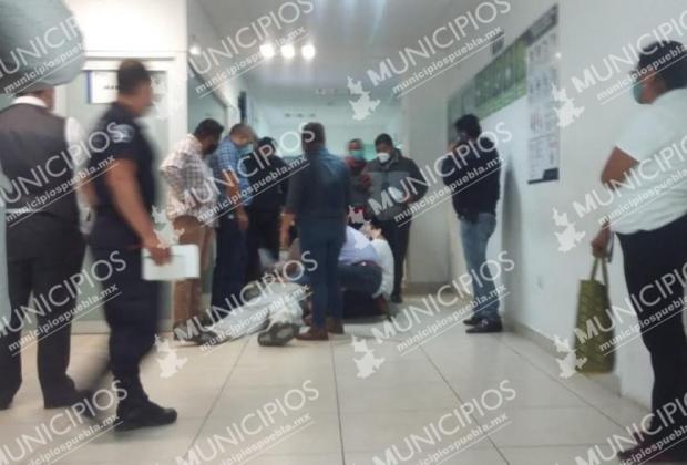 Se desmaya regidor de Tehuacán cuando le notifican que regresa a la cárcel
