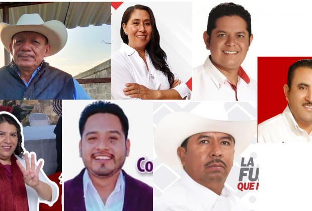 Estos son los virtuales ganadores de ayuntamientos en la región de Izúcar