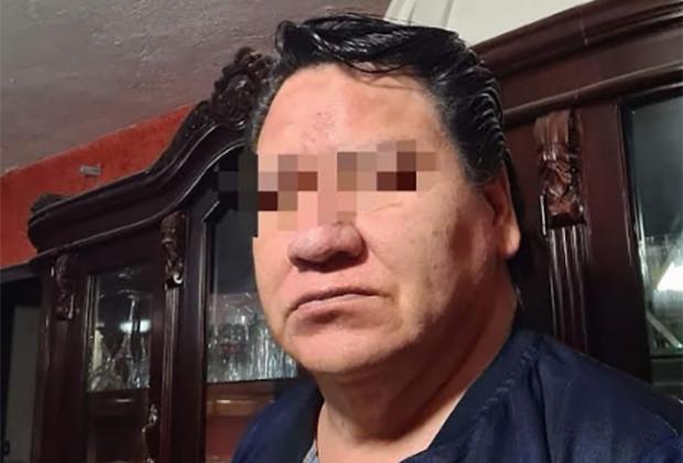 VIDEO Detienen a Félix por asesinar a su cuñada y sobrino en Texmelucan