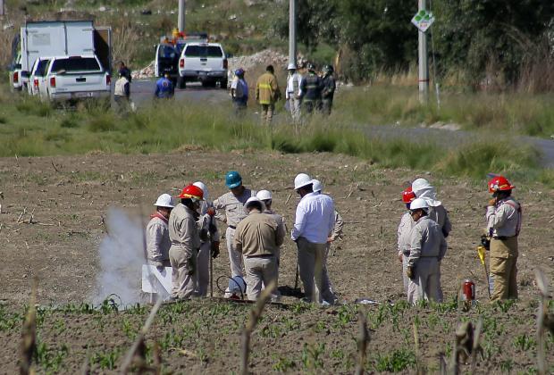 Encabeza Puebla aseguramiento de Gas LP robado en el país