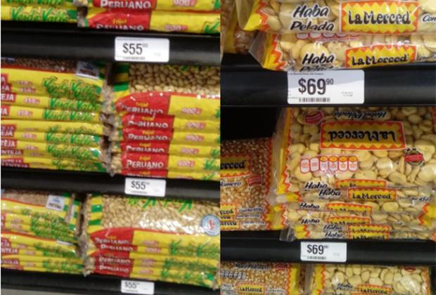 Reetiquetan precios de productos de canasta básica en Chedraui Atlixco