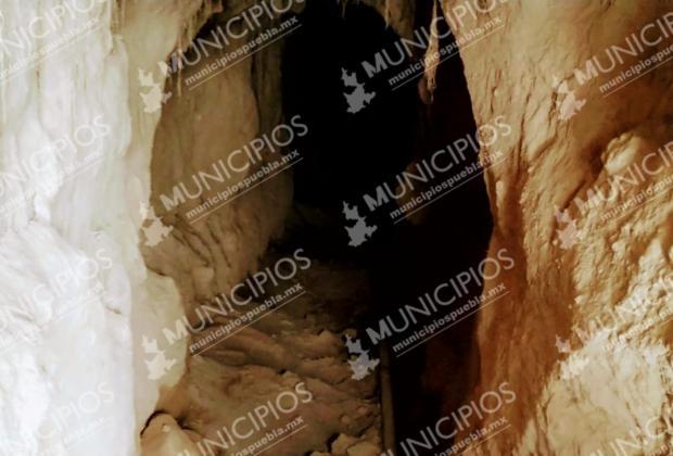 VIDEO Conoce el huachitunel de El Loco Téllez en Texmelucan; extraía mil barriles diarios de gas