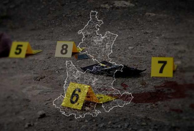 Violencia asola a la Mixteca, el Triángulo Rojo y Atlixco