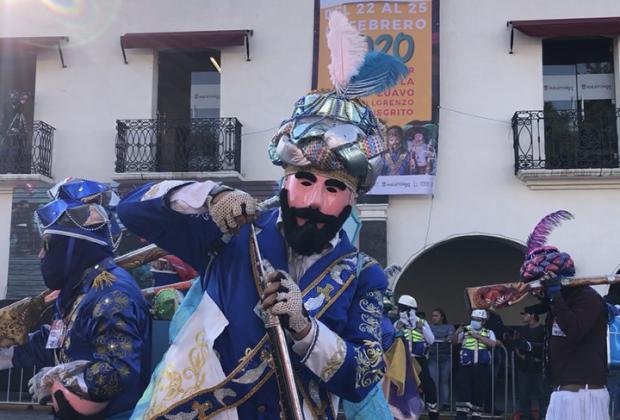 Da inicio el Carnaval de Huejotzingo