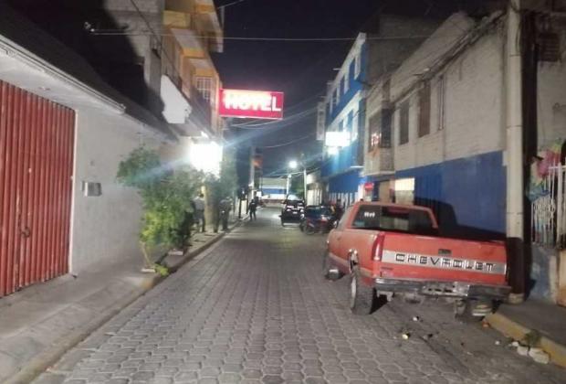 Niña estuvo dos días junto al cadáver de su madre en hotel de Tehuacán