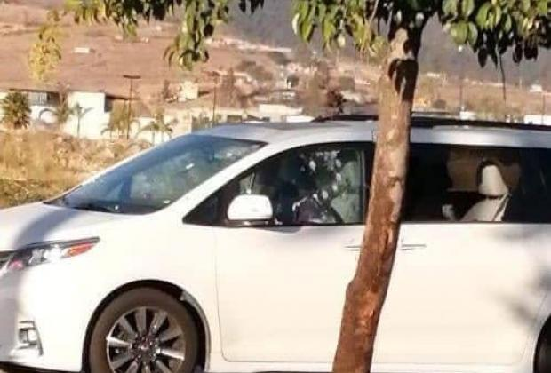 Balean y asesinan a un hombre en Lomas de Angelópolis