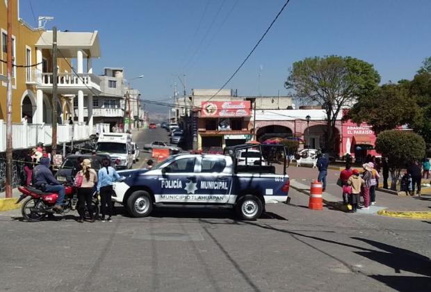 Atropella y mata a su hija al sacar su coche en Tlahuapan