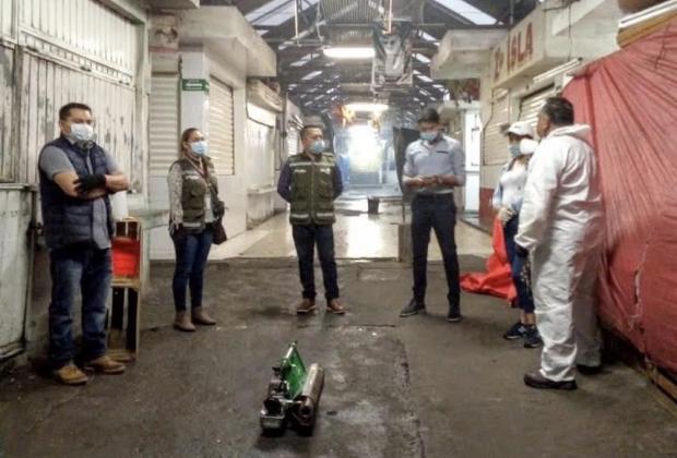 Lamenta Ayuntamiento de Puebla cancelación de obras en Amalucan