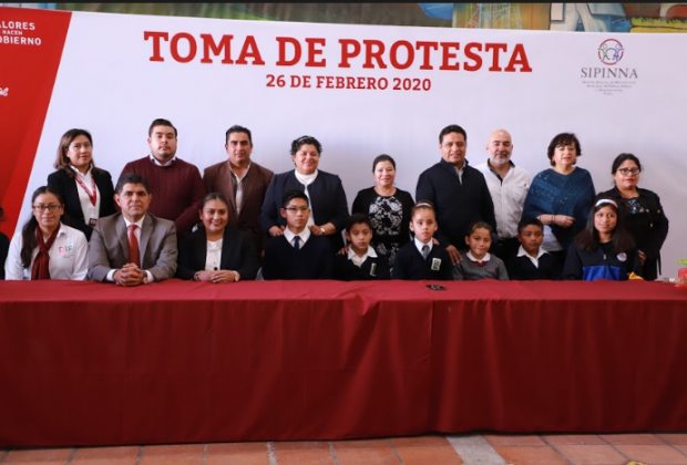 Se instala consejo de SIPINNA Municipal en San Andrés Cholula