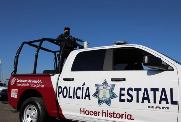 Suspenden a docena de policías estatales de Puebla