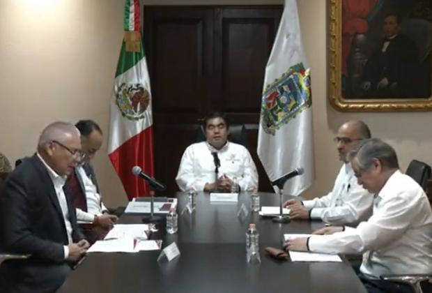 VIDEO Son 106 casos de coronavirus en Puebla; hay 38 hospitalizados