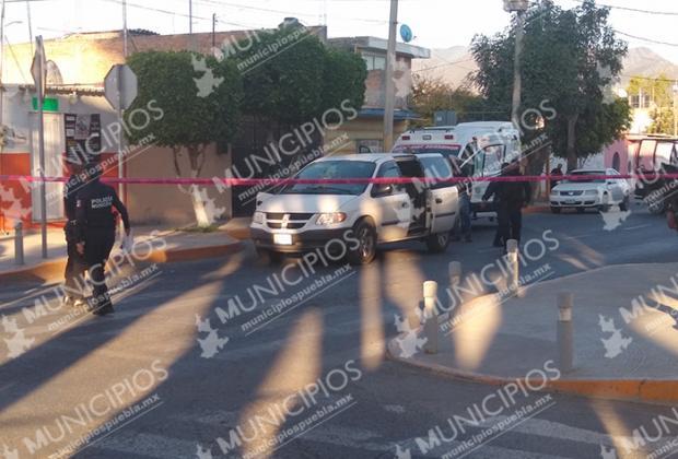 Balean a mujeres que retiraron 250 mil pesos del banco en Tehuacán; muere una