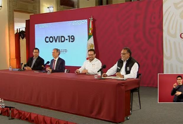 EN VIVO Sube a 1378 los enfermos por coronavirus en México; hay 37 muertos