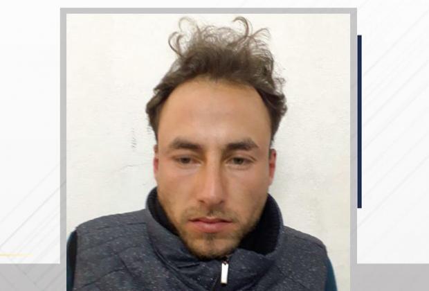 Edilberto la violó en terreno baldío en Teziutlán; ahora está en la cárcel