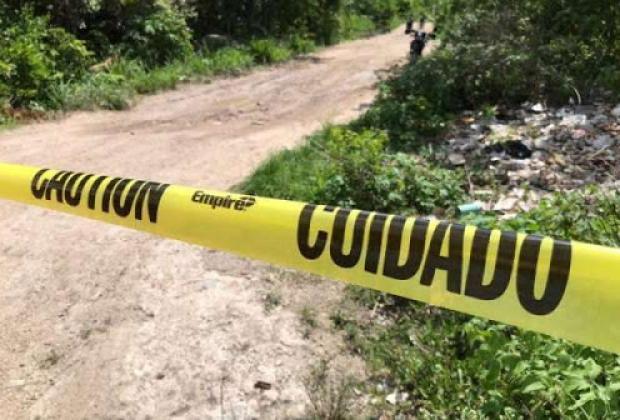 De terror, queman el rostro y extraen vísceras a hombre en Canoa