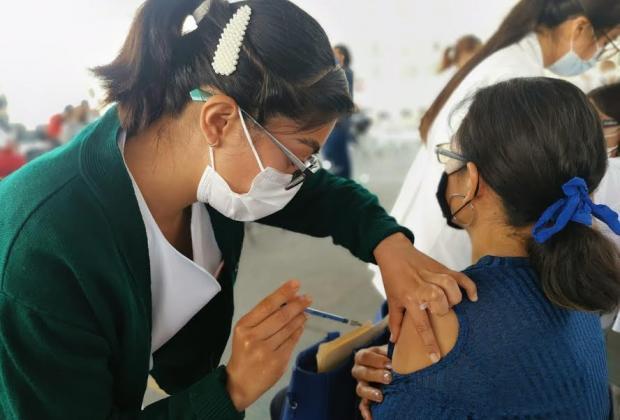 Así será la vacunación en 102 municipios de Puebla