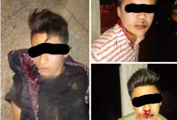 Detienen a tres jóvenes que drogaron e intentaron violar a quinceañera en Chignautla