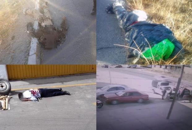 Puebla, tierra de descuartizados, balaceras y feminicidios