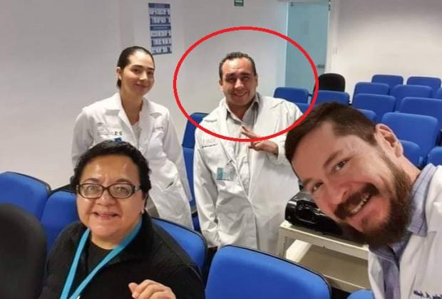 Buscan a familia de doctor que murió de Covid en ISSSTE Puebla