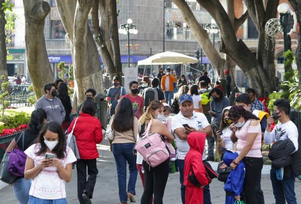 Puebla sumó 28 contagios y 6 muertes por Covid este sábado