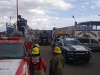 Texmelucan, Puebla, Explosión,