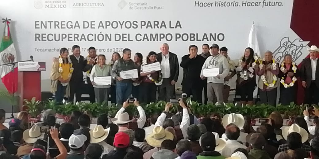El campo dejará de ser instrumento político en las elecciones: Barbosa