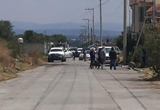 Guardia Nacional asegura en Teotlalcingo a integrantes de banda delictiva de Guerrero