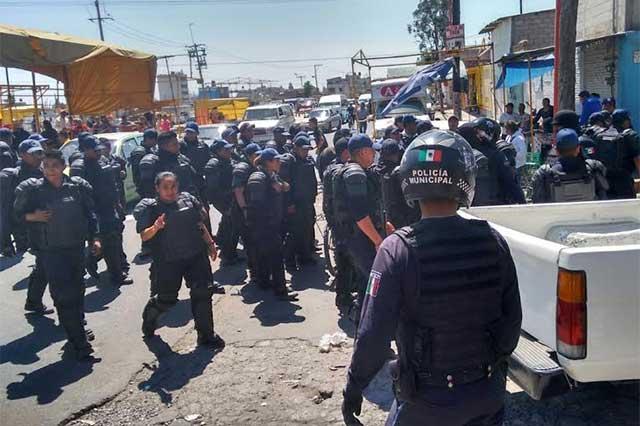 Urgente, la intervención del estado en Texmelucan: regidora de turismo
