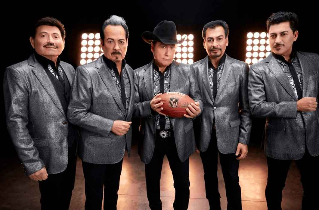 Los Tigres del Norte rugirán en el Super Bowl LIV