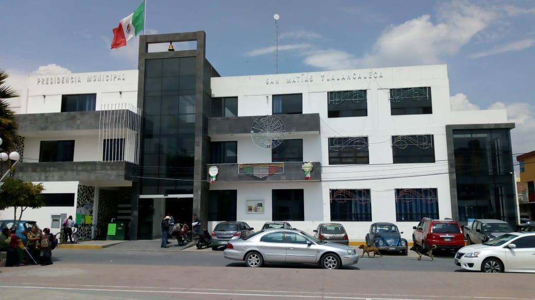Tlalancaleca evita eventos públicos pero realizará guardias en oficinas municipales