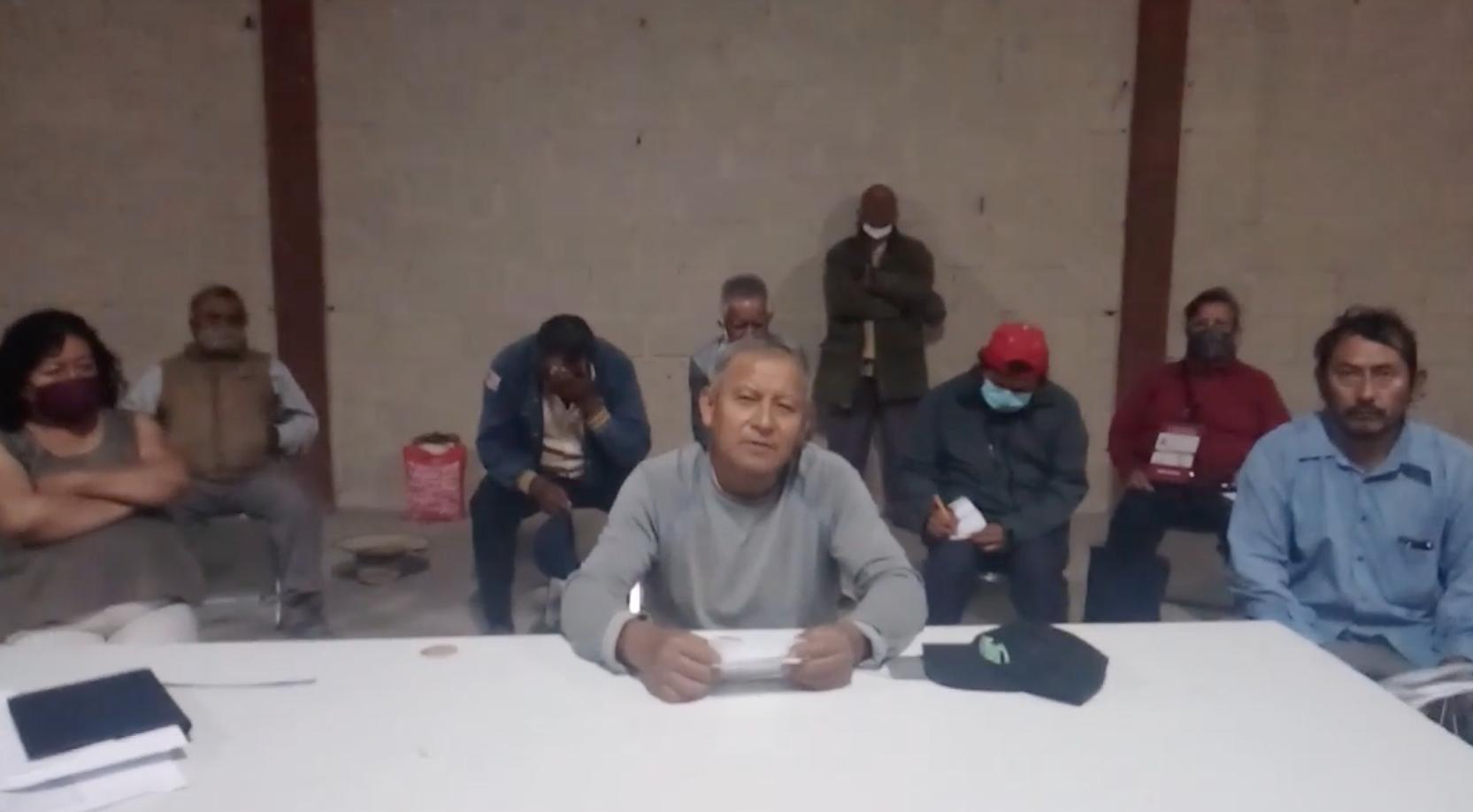 Morenistas impugnan la candidatura de Zenón Badillo en Tochtepec