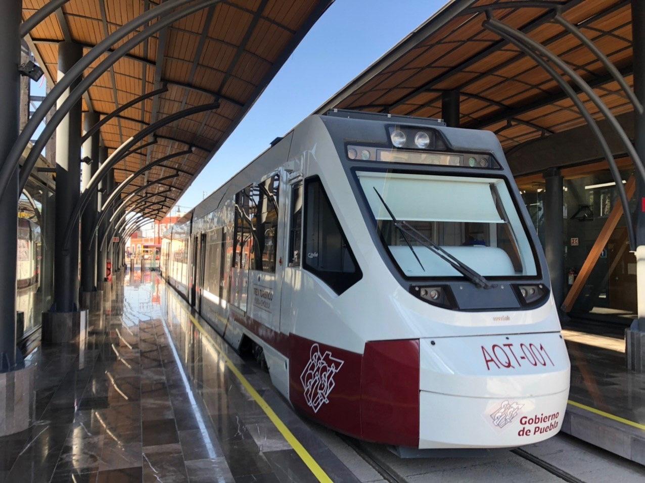 Tren turístico debería utilizarse como transporte suburbano: Arriaga
