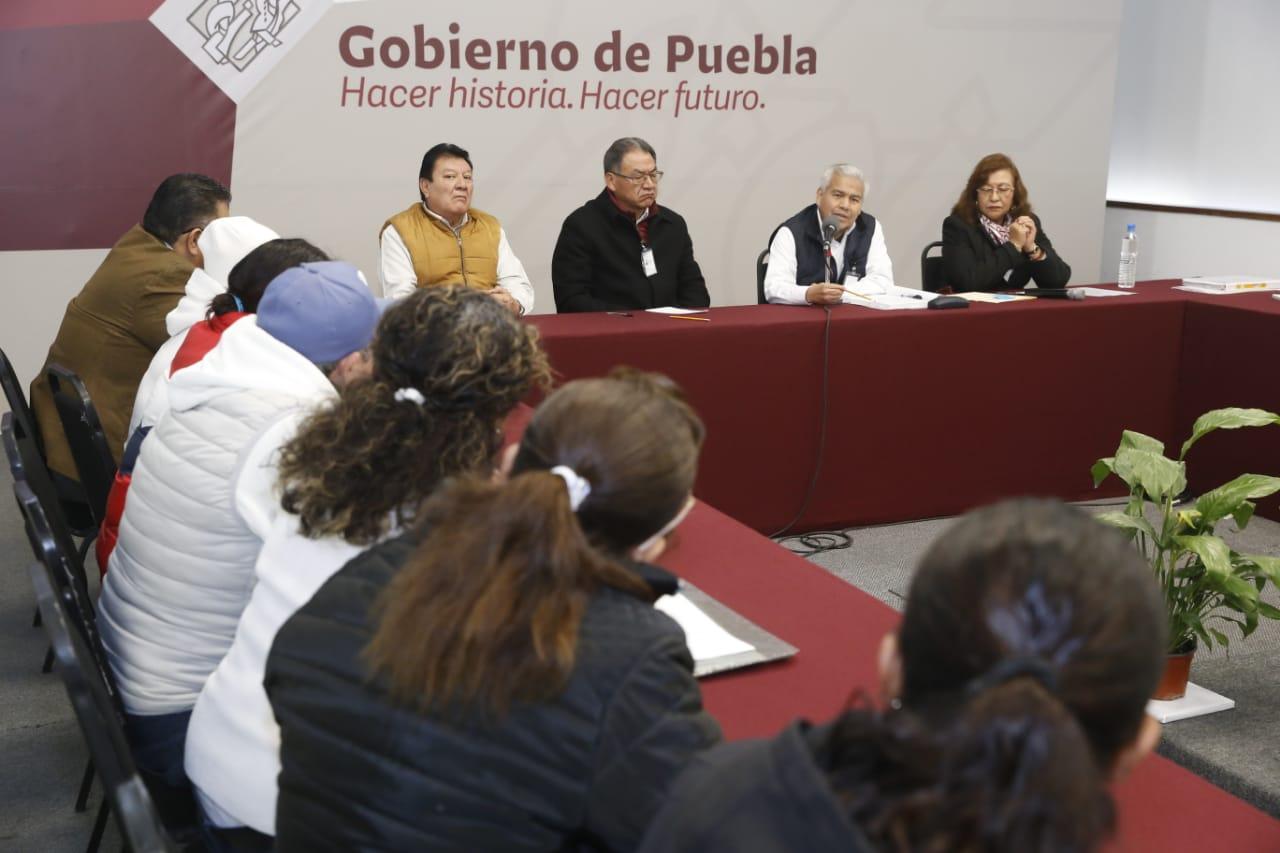 Garantiza gobierno educación para alumnos de prepa UDLA-DIF