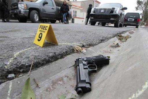 Balacera en Temaxcalac deja un muerto y un herido
