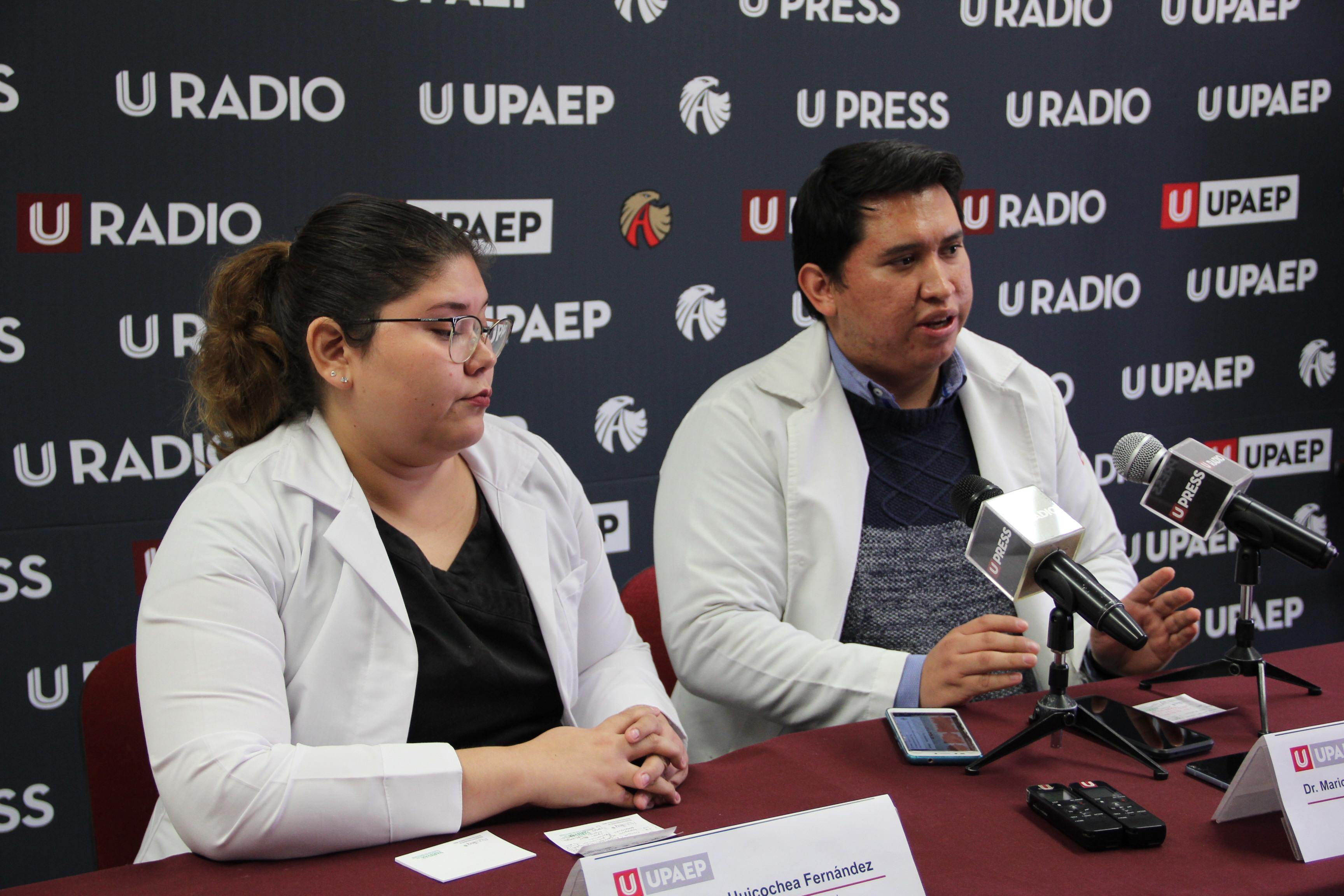 UPAEP: padecen neumonía por no acudir al médico