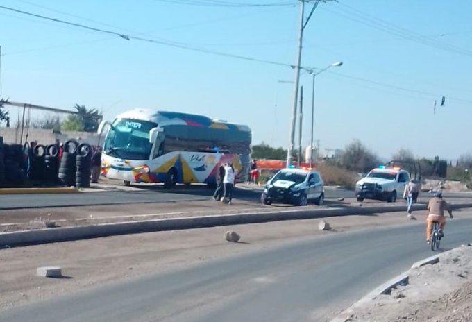 Atracan camión VIA en el tramo Acajete-Tepetzala