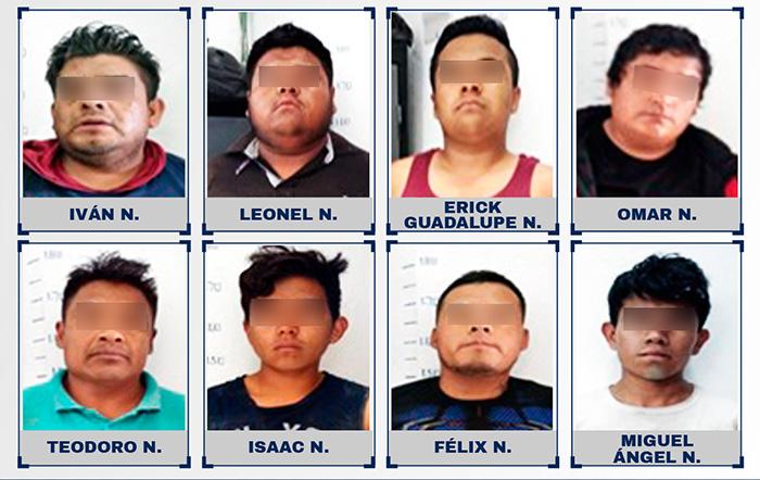 Banda robó más de 230 mil pesos a gasolinera de la Sierra Norte
