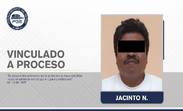 La madre de la víctima le ofreció servicio de limpieza y el violó a su hija en Cuetzalan