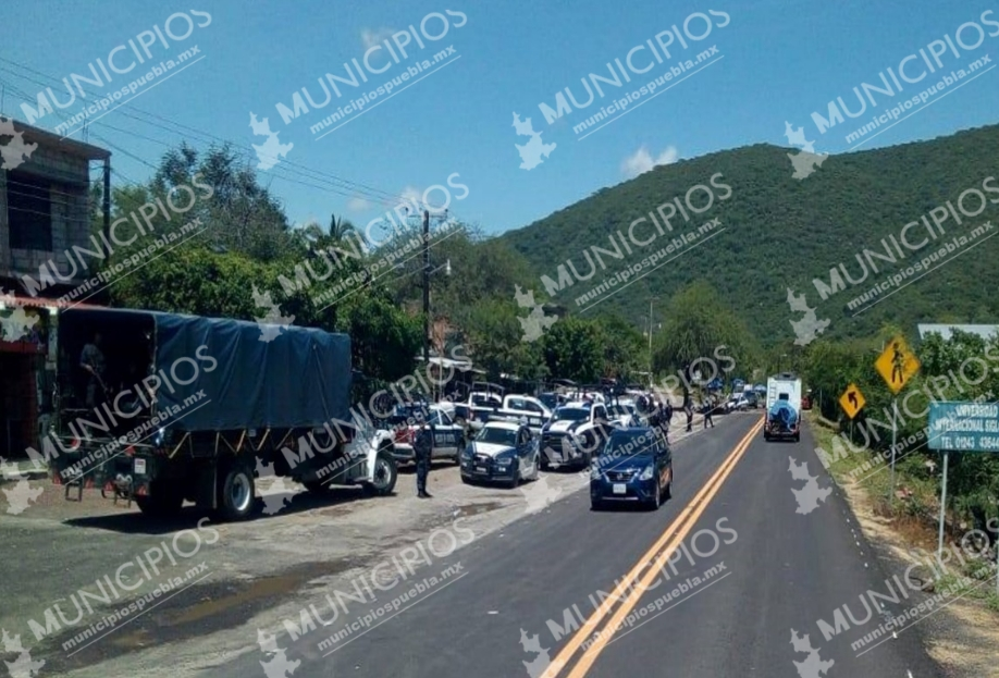 Exigen entrega de presuntos secuestradores para lincharlos en Tepexco