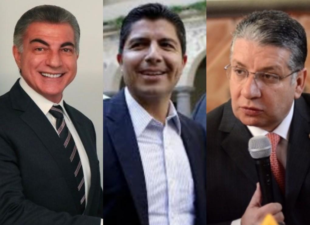 Gali, Rivera y Doger, los mejor posicionados a la alcaldía de Puebla
