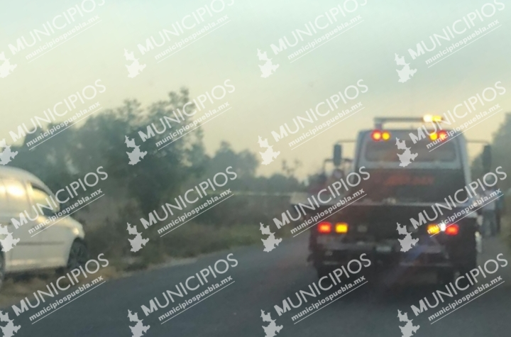 A disparos ejecutan a motociclista en Tecamachalco