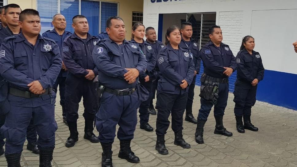 Desarma SSP otra vez a policías de Venustiano Carranza