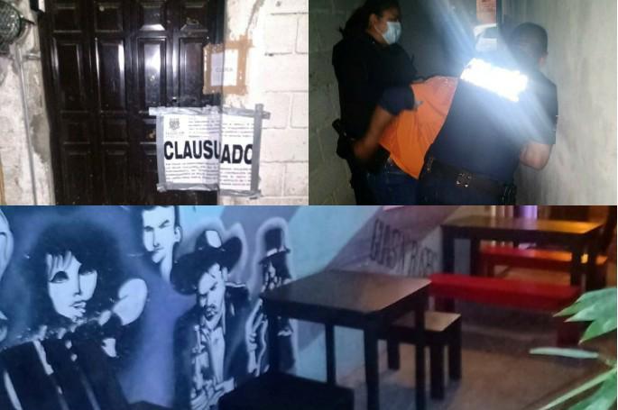 Detienen a 25 al clausurar bar clandestino de Tehuacán