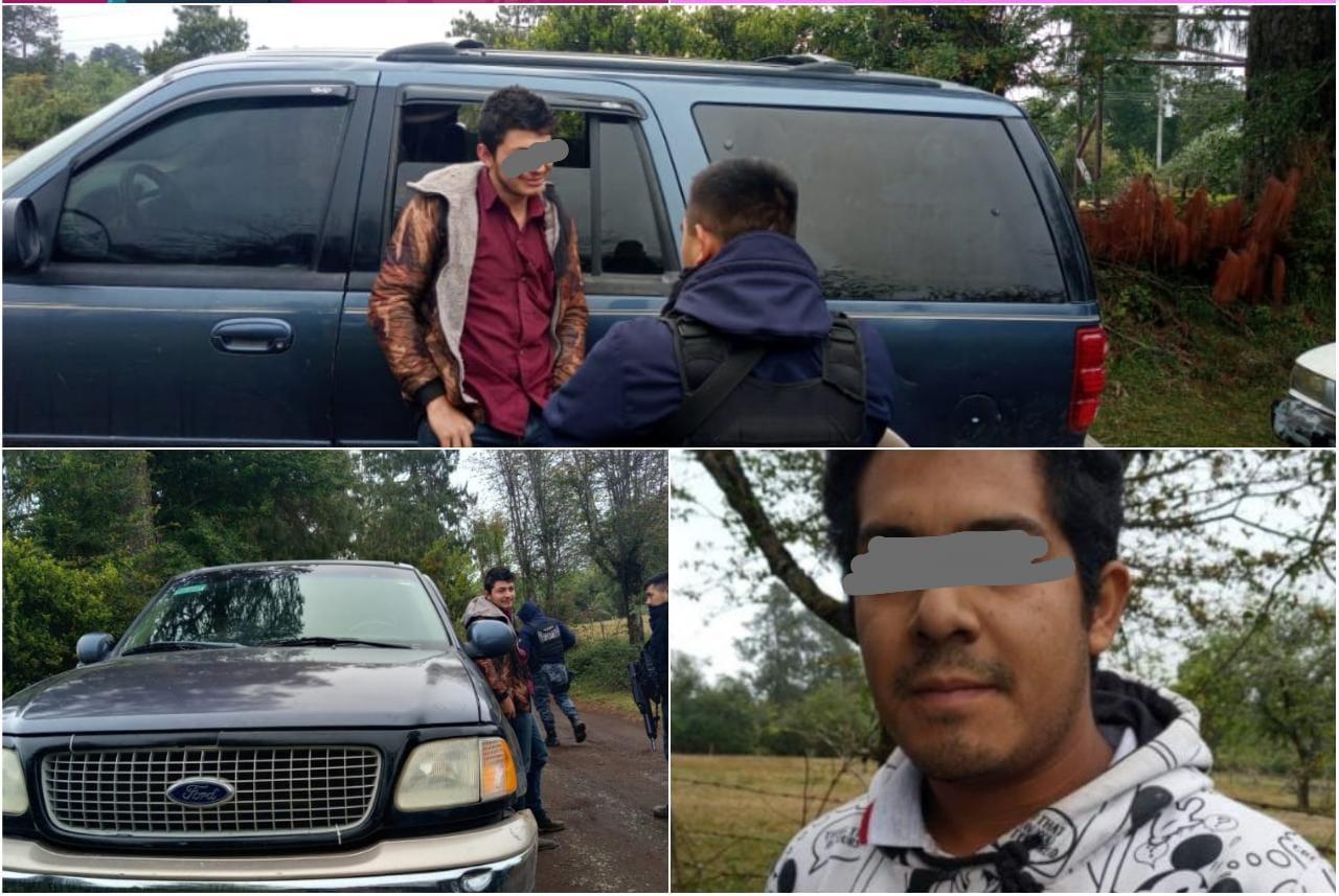 VIDEO Casi linchan a policías para liberar a sospechosos en Huauchinango