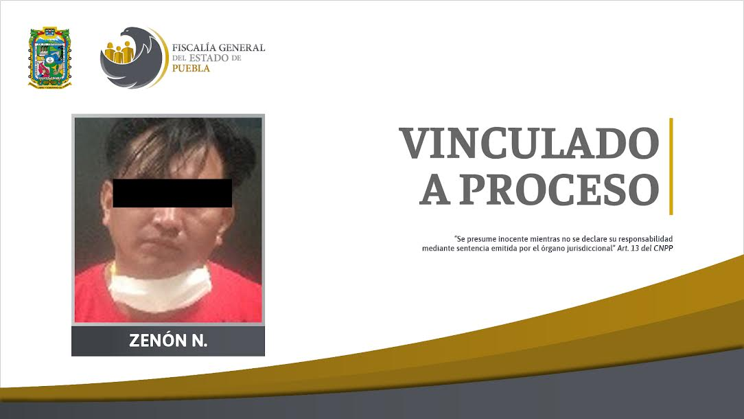 Dejan preso a Zenón, quien mató a una mujer en Plaza San Pedro