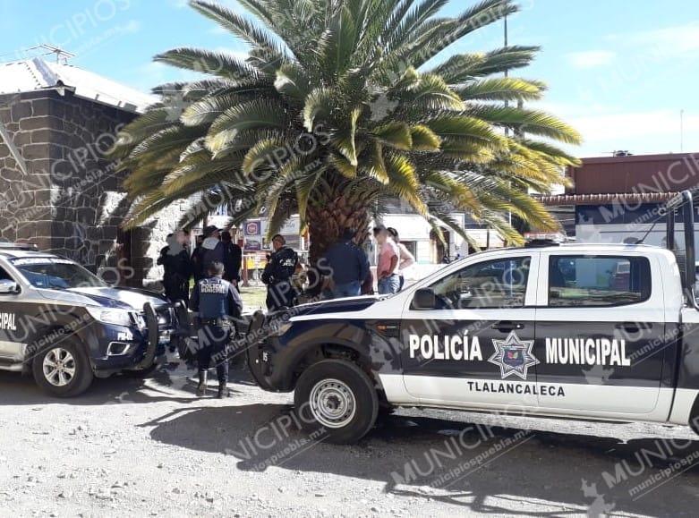 Rescatan a adolescente de Tlalancaleca en Texmelucan, la quería prostituir