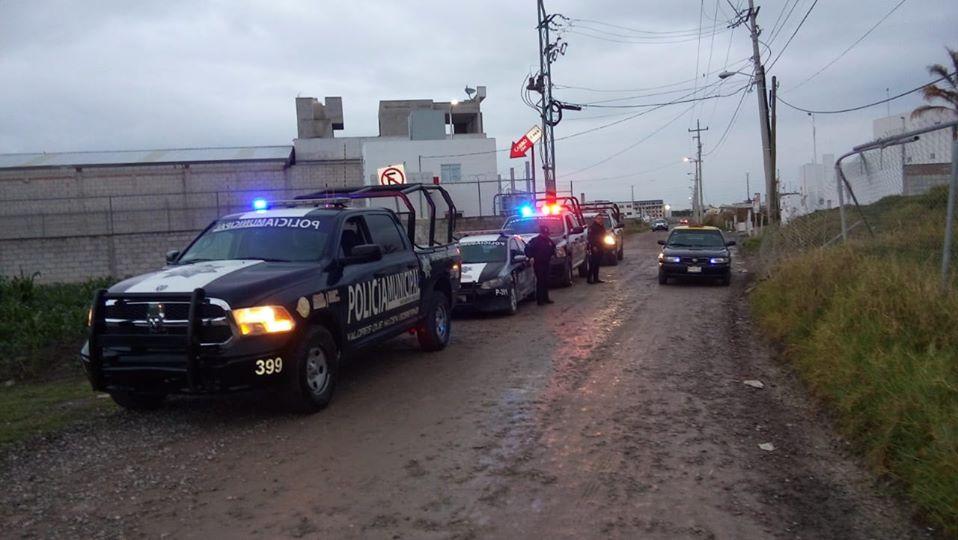 Recorridos permanentes de patrullas para seguridad en San Andrés Cholula