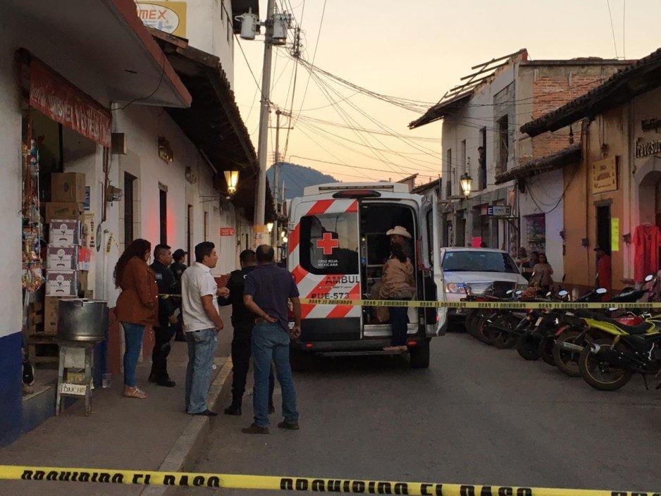 Ejecutan a joven mientras abría una cuenta de Elektra en Zacatlán